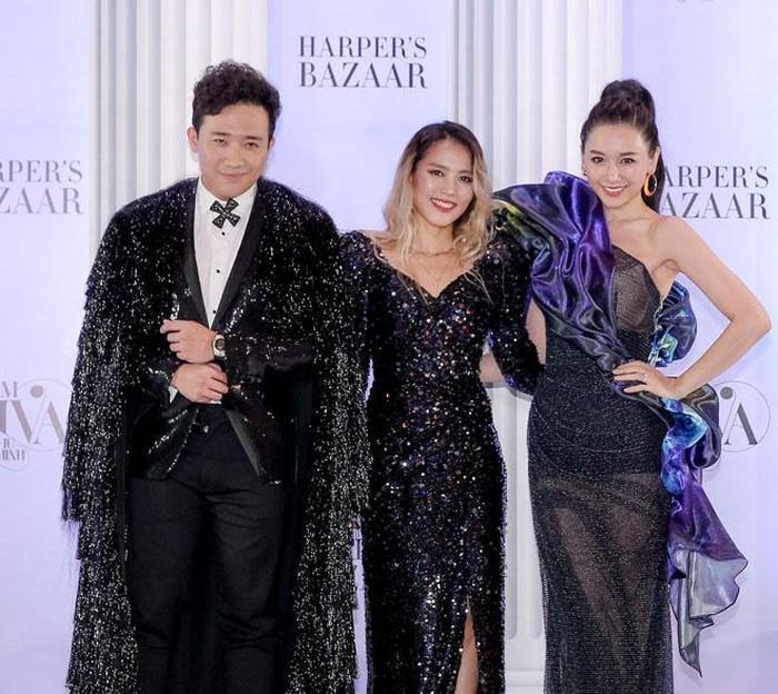 Bộ cánh hoành tráng của Hari Won mất điểm vì lỗi trang phục lót-3