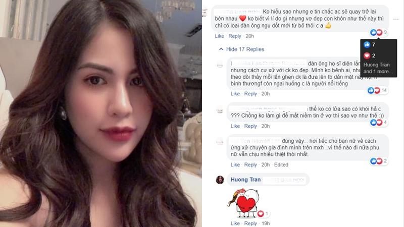 Phản ứng hiền đến lạ của vợ cũ Việt Anh khi bị quy kết ứng xử kém nên mới bị chồng bỏ-2