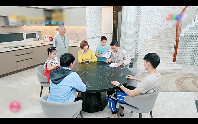 Học Lương Thế Thành và Thúy Diễm cách gắn kết các thành viên trong gia đình với nhau-3