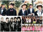 Vbiz có HKT cũng chưa là gì so với màn lên đồ thảm họa của DBSK, SNSD, SHINee... nhà SM Entertainment