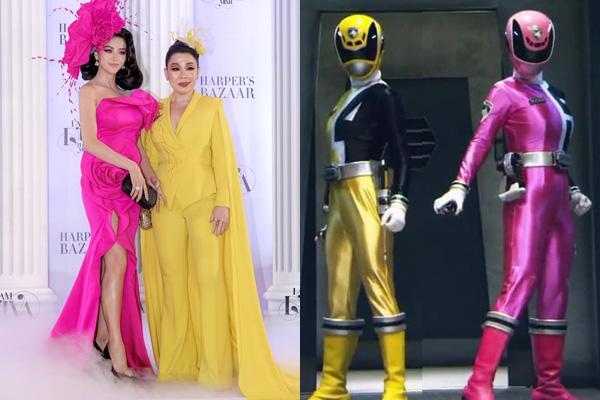Liên tưởng hài hước về trang phục dự tiệc của sao Việt-5