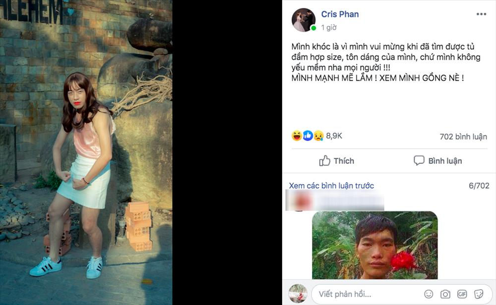 Chẳng phải xúc động vì lấy được vợ, Cris Phan bất ngờ tiết lộ lý do khóc trong đám cưới khiến ai nghe xong cũng ngã ngửa-2