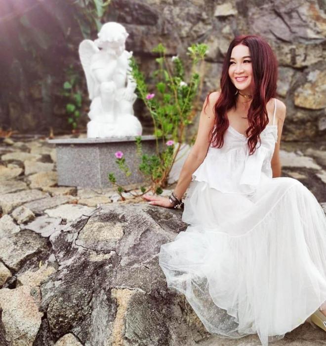 Đát Kỷ đẹp nhất màn ảnh Ôn Bích Hà khoe ảnh du lịch ở Nha Trang-3