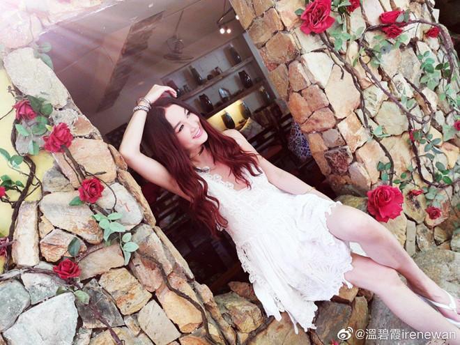 Đát Kỷ đẹp nhất màn ảnh Ôn Bích Hà khoe ảnh du lịch ở Nha Trang-6