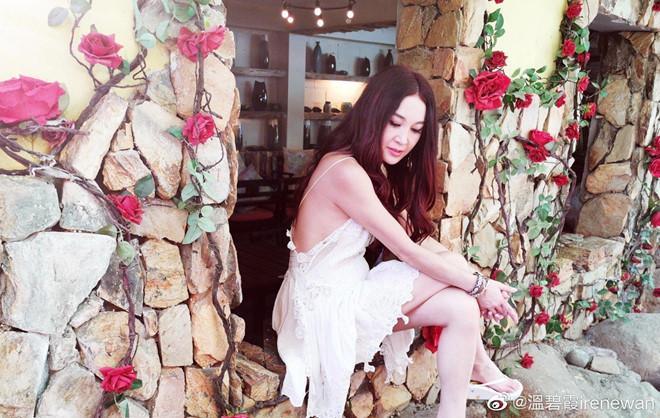 Đát Kỷ đẹp nhất màn ảnh Ôn Bích Hà khoe ảnh du lịch ở Nha Trang-7