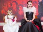 Ninh Dương Lan Ngọc và dàn sao Việt chào đón sự trở lại của búp bê quỷ ám Annabelle