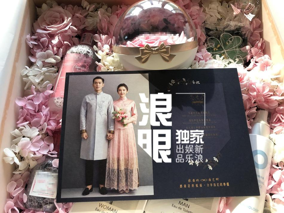 Mỹ nhân Chân Hoàn truyện tiết lộ ảnh cưới ngọt ngào bên ông xã gia thế khủng nhiều cô gái mơ ước-1