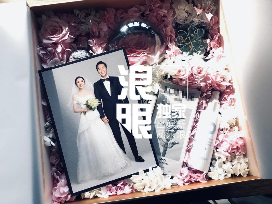Mỹ nhân Chân Hoàn truyện tiết lộ ảnh cưới ngọt ngào bên ông xã gia thế khủng nhiều cô gái mơ ước-2