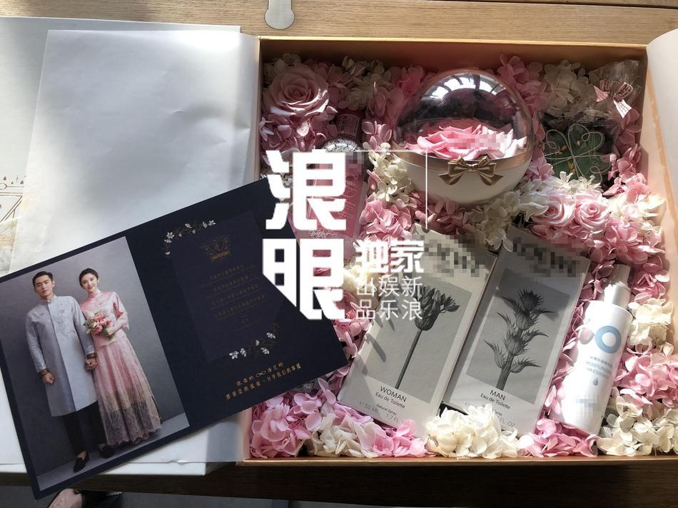Mỹ nhân Chân Hoàn truyện tiết lộ ảnh cưới ngọt ngào bên ông xã gia thế khủng nhiều cô gái mơ ước-3