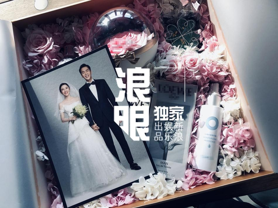 Mỹ nhân Chân Hoàn truyện tiết lộ ảnh cưới ngọt ngào bên ông xã gia thế khủng nhiều cô gái mơ ước-4