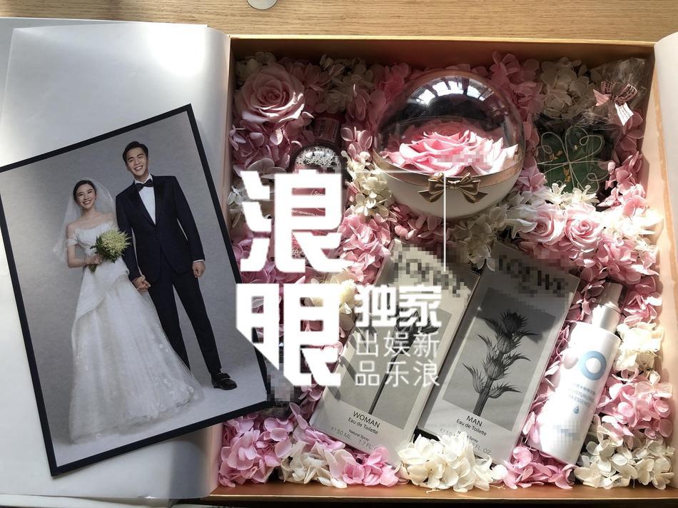 Mỹ nhân Chân Hoàn truyện tiết lộ ảnh cưới ngọt ngào bên ông xã gia thế khủng nhiều cô gái mơ ước-5