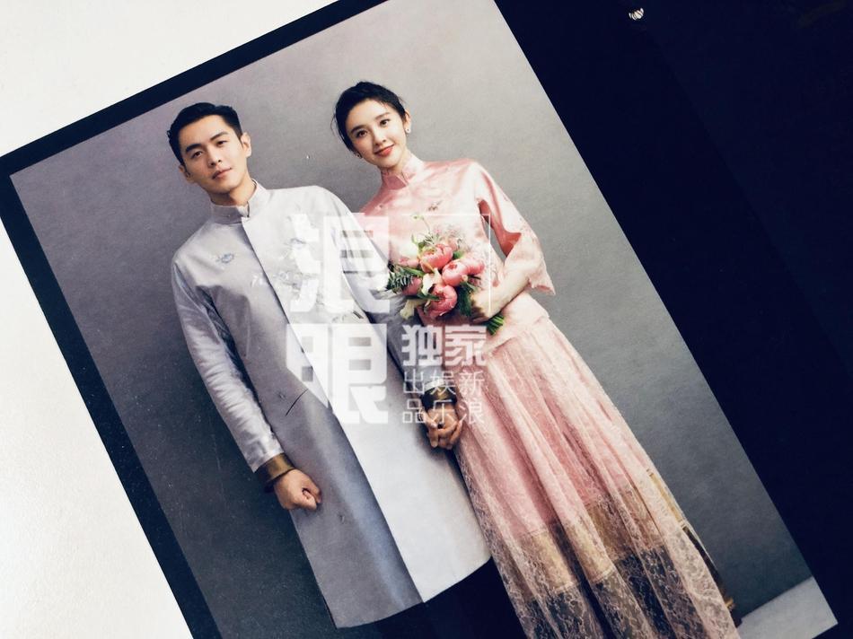 Mỹ nhân Chân Hoàn truyện tiết lộ ảnh cưới ngọt ngào bên ông xã gia thế khủng nhiều cô gái mơ ước-9