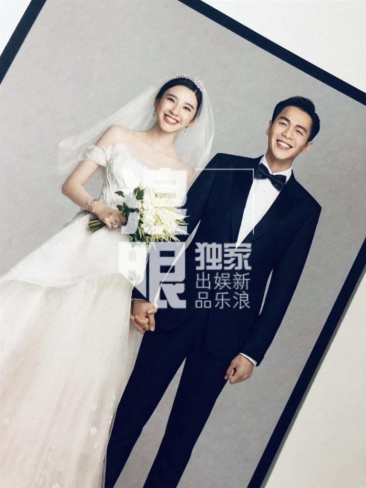 Mỹ nhân Chân Hoàn truyện tiết lộ ảnh cưới ngọt ngào bên ông xã gia thế khủng nhiều cô gái mơ ước-8