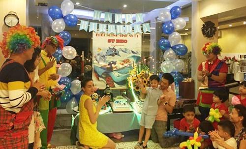 Dù gia đình ly tán, Subeo vẫn được tận hưởng 5 sinh nhật trọn vẹn với sự hiện diện của cả bố lẫn mẹ-4