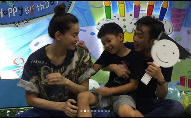 Dù gia đình ly tán, Subeo vẫn được tận hưởng 5 sinh nhật trọn vẹn với sự hiện diện của cả bố lẫn mẹ-9