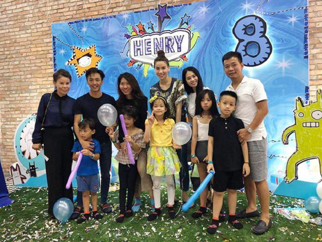 Dù gia đình ly tán, Subeo vẫn được tận hưởng 5 sinh nhật trọn vẹn với sự hiện diện của cả bố lẫn mẹ-10