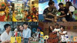 Dù gia đình ly tán, Subeo vẫn được tận hưởng 5 sinh nhật trọn vẹn với sự hiện diện của cả bố lẫn mẹ
