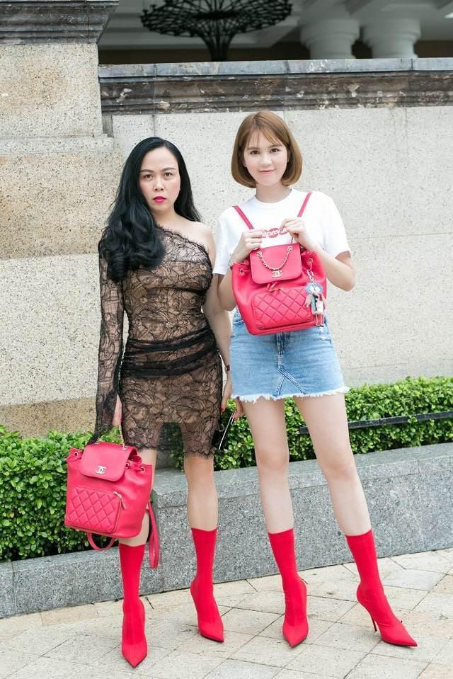 Phượng Chanel thực sự là yêu nữ hàng hiệu, nhưng mỗi lần đụng hàng lại bị đối phương dìm đến thê thảm-7
