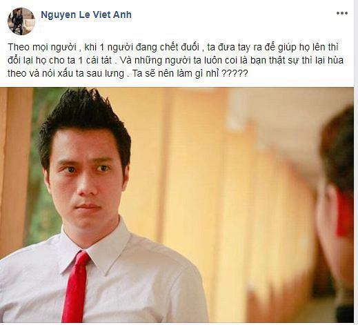 Muộn phiền hôn nhân chưa dứt, Việt Anh lại thêm thất vọng vì bị bạn chí cốt quay lưng-2