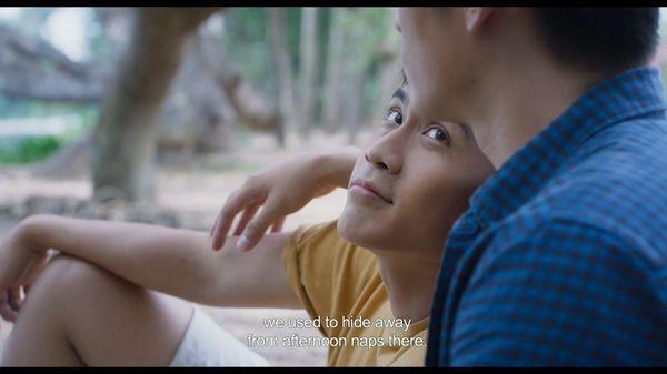 Hoàng thượng của Chi Pu hôn trai đẹp cuồng nhiệt trong phim đam mỹ-5