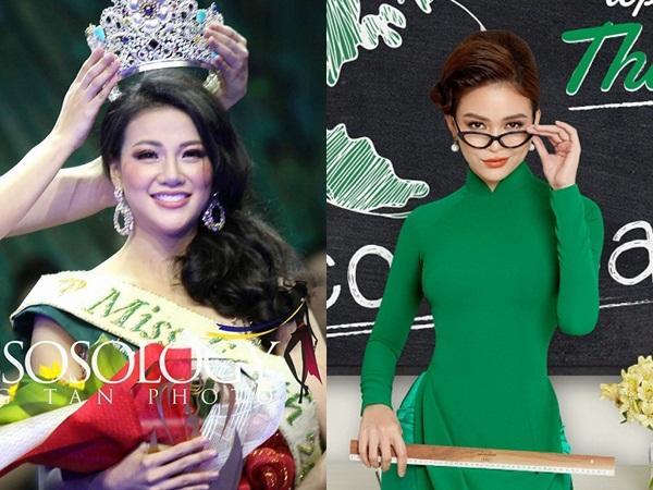 Bản quyền đổi chủ, Mâu Thủy được chọn thi Hoa hậu Trái đất 2019 bất chấp scandal ăn mặn với bầu Phúc Nguyễn?-1