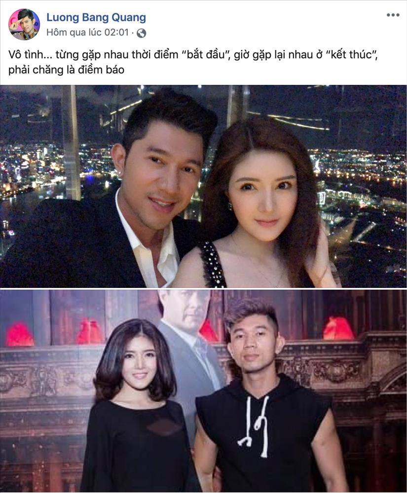 Ai cũng tưởng Lương Bằng Quang công khai bạn gái sau chia tay Ngân 98, ai dè cô gái ấy trả lời đau quá đau-2