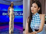 Bản tin Hoa hậu Hoàn vũ 25/6: Hoàng Thùy lên đồ xuất sắc, bất ngờ đẹp lấn lướt đối thủ Philippines