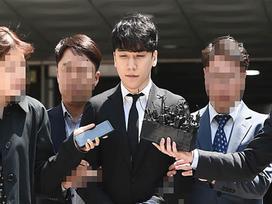 Seung Ri bị cảnh sát truy tố với 7 tội danh
