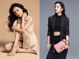 Dương Mịch: Vướng nhiều scandal vẫn là 'nữ hoàng quảng cáo'