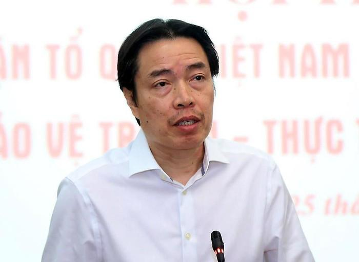 Con ông Nguyễn Hữu Linh phải tạm nghỉ học vì việc của bố-1