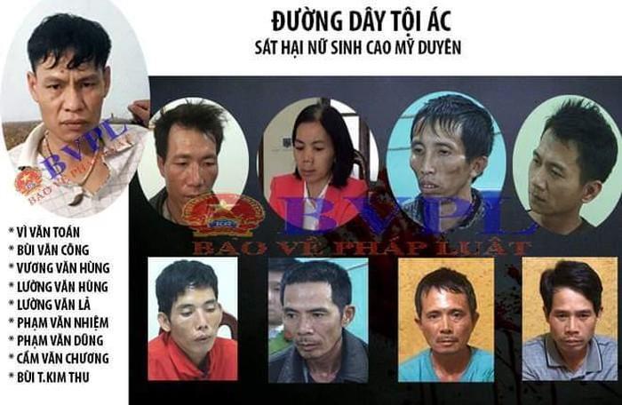 Vụ án cô gái giao gà: Thay đổi biện pháp ngăn chặn với vợ Bùi Văn Công-2