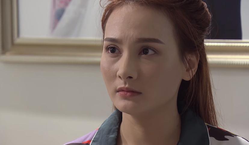 Vũ nhắc lại hợp đồng hôn nhân với Thư khi đi gặp gái đẹp trong tập 52 Về Nhà Đi Con-2