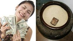 Hũ gạo là lỗ giấu tiền, đặt đúng chỗ lộc tụ gấp 10 lần, nghèo mấy cũng phát đạt