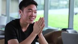 Xuân Trường được 'bóc tem' ca khúc mới của Sơn Tùng M-TP, lỡ miệng tiết lộ lời bài hát lẫn giai điệu