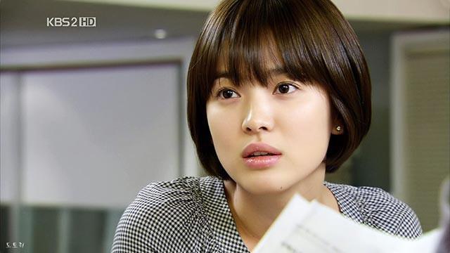 Song Hye Kyo để kiểu tóc nào là tạo trend kiểu tóc nấy, quan trọng nhất là cô ấy luôn đẹp dù có thay đổi như thế nào-5