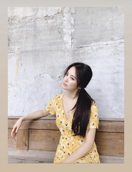 Song Hye Kyo để kiểu tóc nào là tạo trend kiểu tóc nấy, quan trọng nhất là cô ấy luôn đẹp dù có thay đổi như thế nào-15