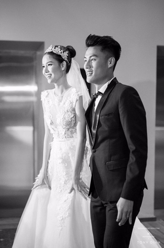 Kỳ Hân - Mạc Hồng Quân kỷ niệm 3 năm ngày cưới: Chàng nguyện lòng đeo tạ, nàng bồi hồi thời khắc bão giông-1