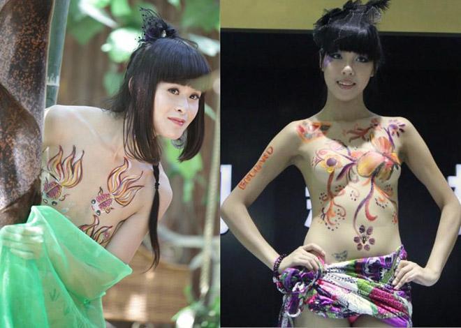 Thiếu nữ kể sự thật trần trụi về nghề người mẫu khỏa thân mặc quần áo vẽ-3