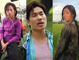 Sao Việt ngâm bùn, tắm sông thối khi đóng phim