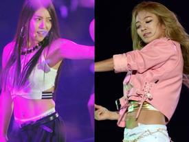 Những nữ thần tượng Kpop cuồng nhiệt nhất trên sàn nhảy