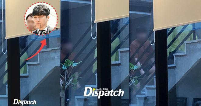 Seungri đi massage thư giãn vào ngày bị truy tố 7 tội danh hình sự-1