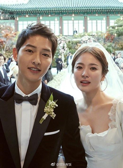 Tua lại những ngày tháng mật ngọt Song Joong Ki - Song Hye Kyo trước khi trình đơn ly dị-3