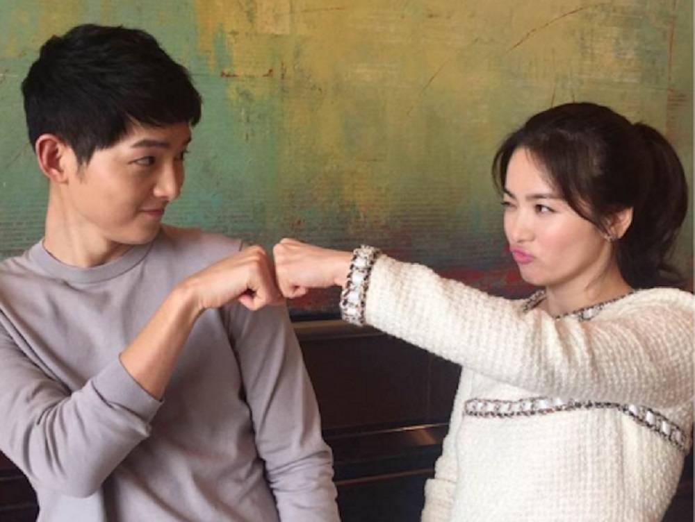 Tua lại những ngày tháng mật ngọt Song Joong Ki - Song Hye Kyo trước khi trình đơn ly dị-12