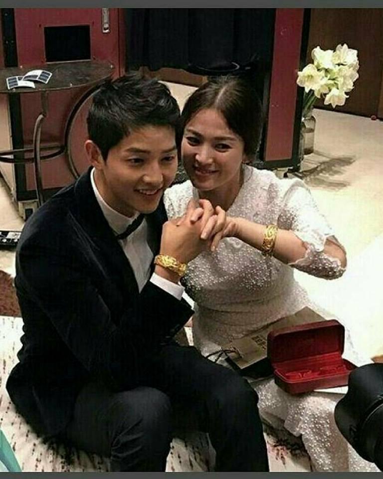 Tua lại những ngày tháng mật ngọt Song Joong Ki - Song Hye Kyo trước khi trình đơn ly dị-6