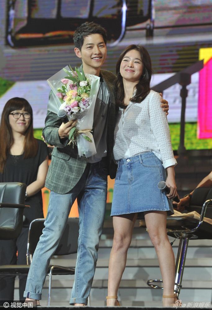 Tua lại những ngày tháng mật ngọt Song Joong Ki - Song Hye Kyo trước khi trình đơn ly dị-18