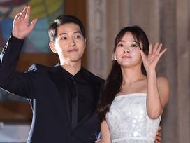 Tua lại những ngày tháng mật ngọt Song Joong Ki - Song Hye Kyo trước khi trình đơn ly dị