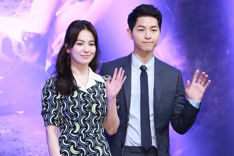 Song Joong Ki - Song Hye Kyo ly hôn: Ngôn tình thề non hẹn biển giờ chết yểu theo lá đơn trình tòa-2