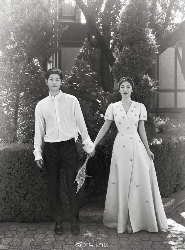 Song Joong Ki - Song Hye Kyo ly hôn: Ngôn tình thề non hẹn biển giờ chết yểu theo lá đơn trình tòa-12