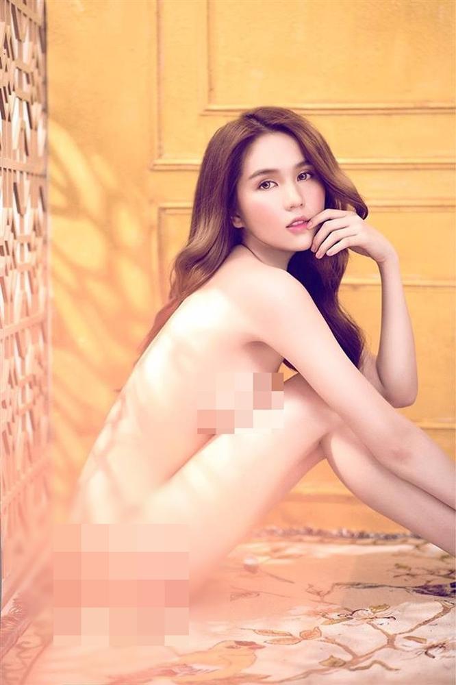 Dàn hậu bạo dạn chụp nude: Kỳ Duyên khiến fan truyền thái y, Ngọc Trinh bạo liệt nhất, Mai Phương Thúy mặc cũng như không-2