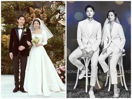 1.001 khoảnh khắc diện đồ đôi tình tứ trước khi 'đường ai nấy đi' của cặp 'tiên đồng ngọc nữ' Song Joong Ki - Song Hye Kyo